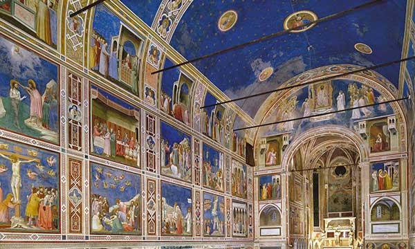 Giotto Capella Scrovegni
