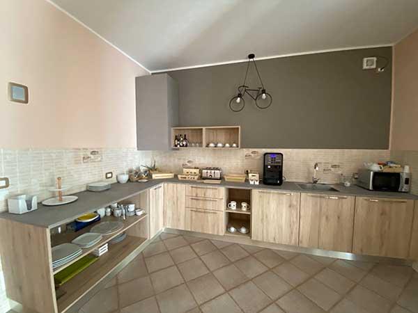 Villa verona Bike cucina