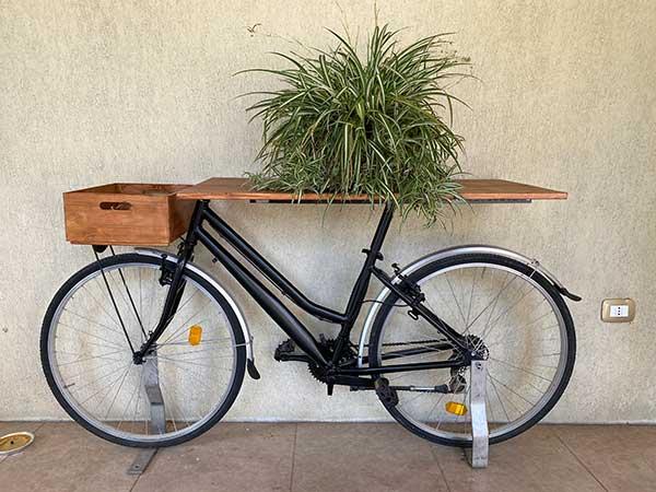 Villa verona Bike bici in ferro