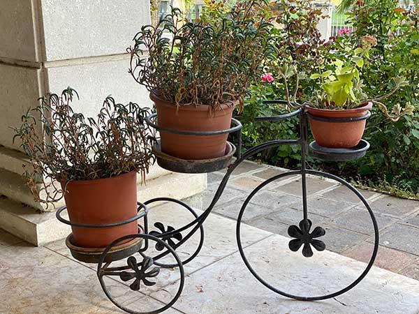 Villa verona Bike mini bici in ferro