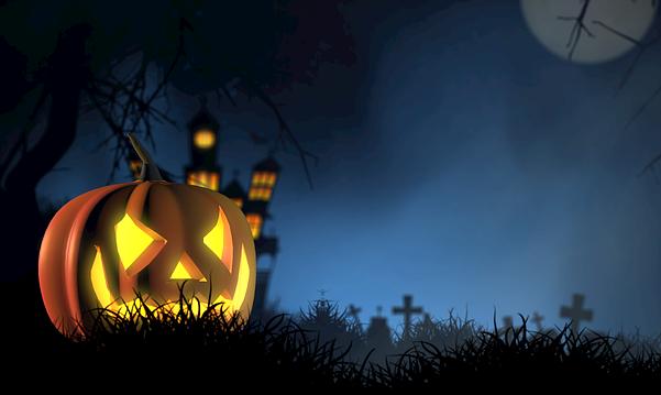 zucca castello halloween