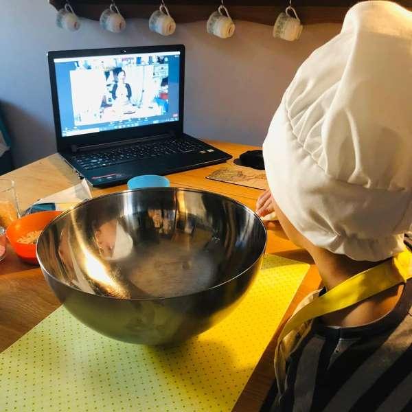 lezione cucina online
