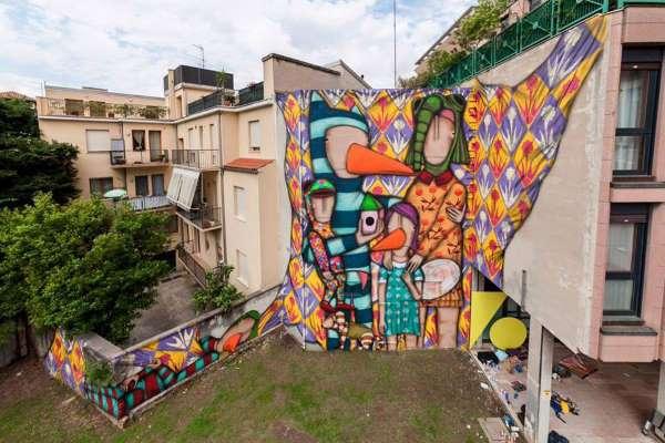 murales a padova street art