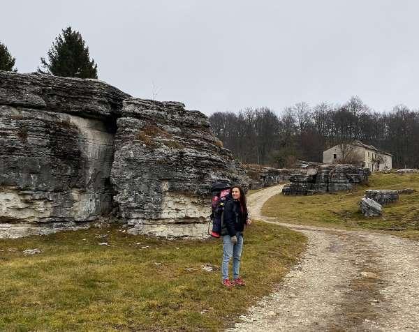 La Valle delle Sfingi: in Veneto un trekking misterioso