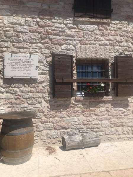 rifugio storico